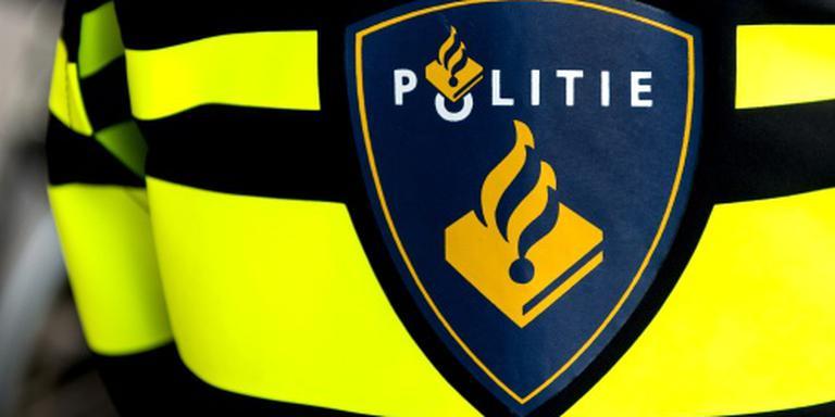 Politie Alphen omsingelt 'cowboys'