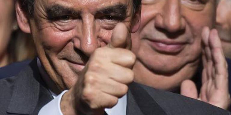 Hoge opkomst voorverkiezing Franse partij