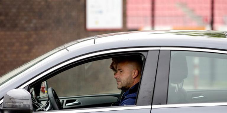 Bosz begonnen als hoofdtrainer Ajax