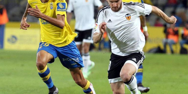 Valencia redt zich in bekertoernooi