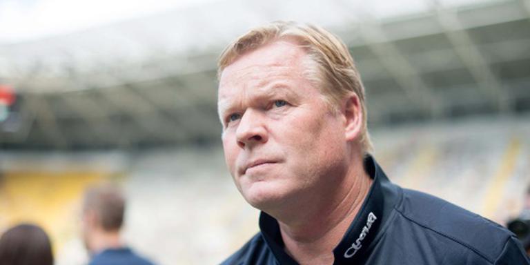 Koeman blijft ongeslagen met Everton