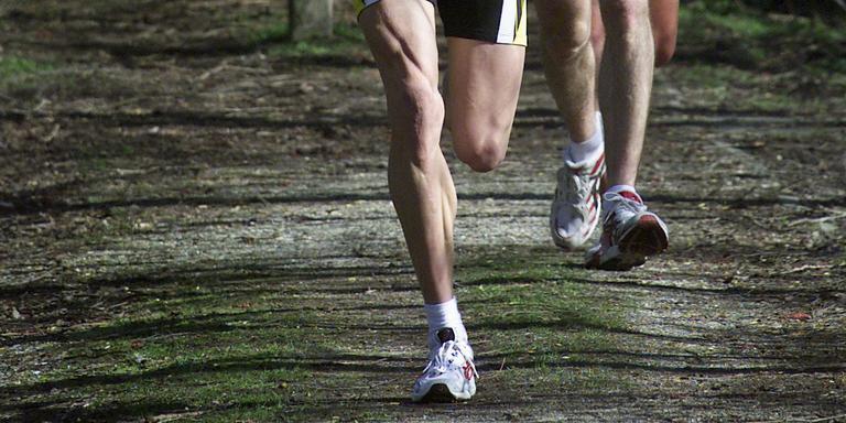 Martijn Croon wint Kerstcross