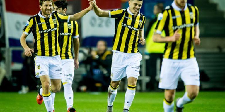 Vitesse vergroot sportieve zorgen FC Twente