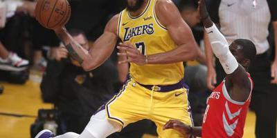 Harden en Gordon loodsen Rockets langs Lakers