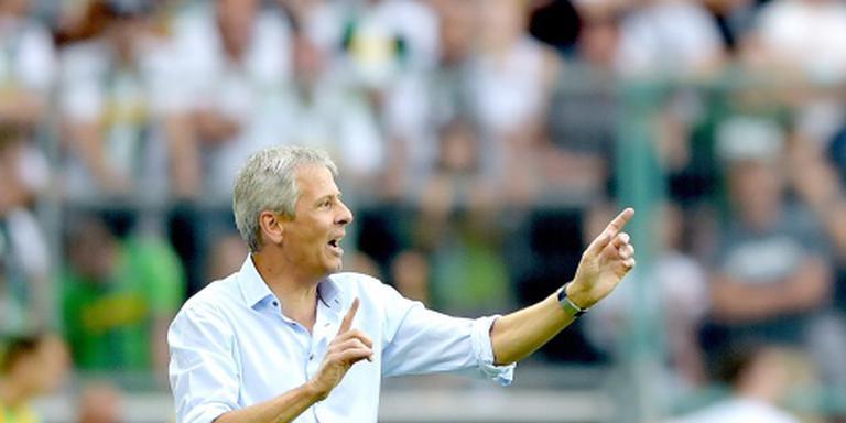 Coach Favre bij Nice aan de slag