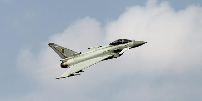 Gevechtsvliegtuig VAE zoek in Jemen