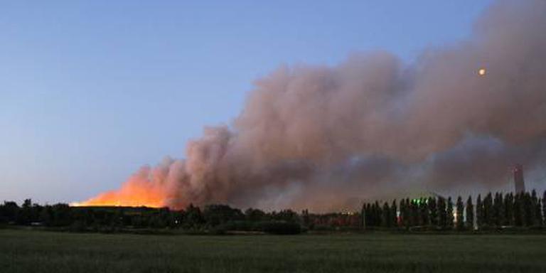 'Luchtalarm Twente niet voor brand Hengelo'