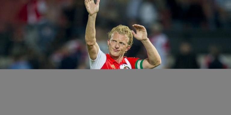 Politie en Dirk Kuijt sussen voetbalrel