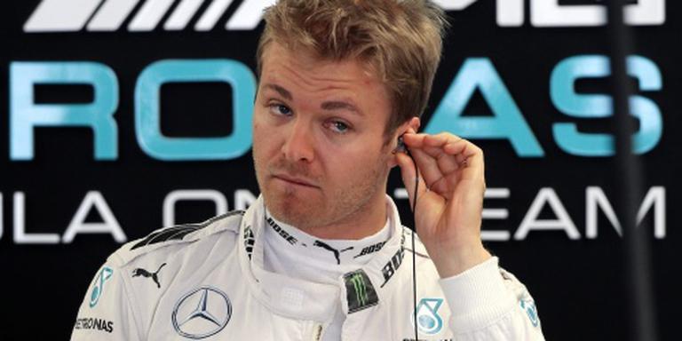 Rosberg ook op pole in Sotsji
