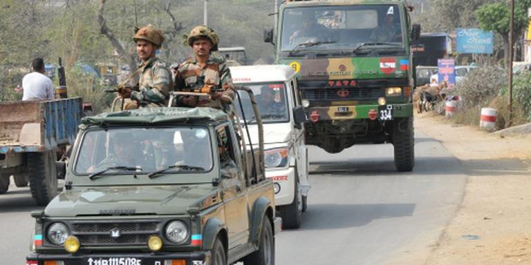 India zet leger in tegen betogers in Haryana