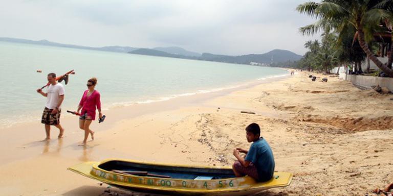 Dode en vermiste toeristen bij Koh Samui