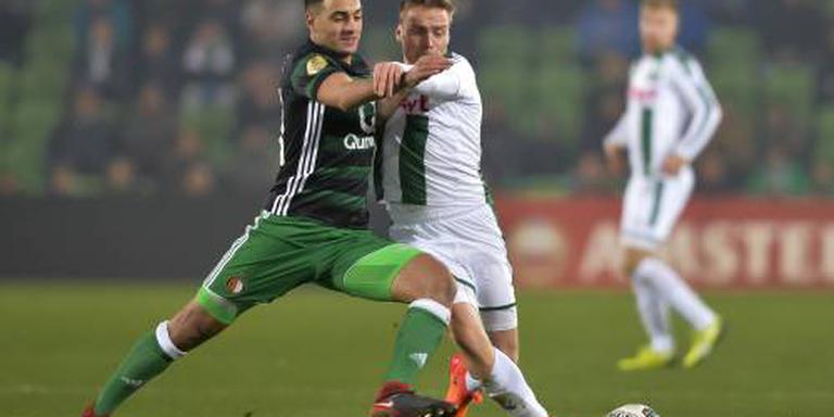 FC Groningen neemt afscheid van Noor Jenssen