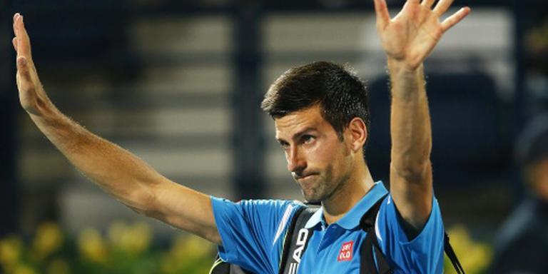 Djokovic optimistisch over Davis Cup