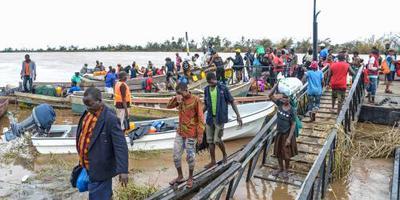 Militairen VS gaan helpen in Mozambique
