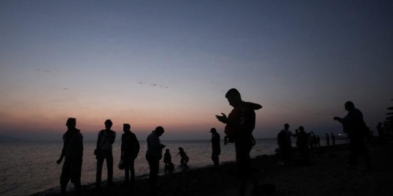 Boot met vluchtelingen omgeslagen bij Kos