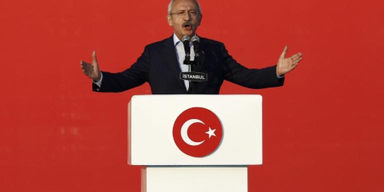 Turkse oppositie: zuiveringen gaan te ver