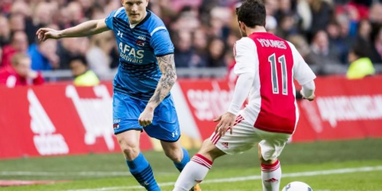 AZ mist Johansson tegen Feyenoord