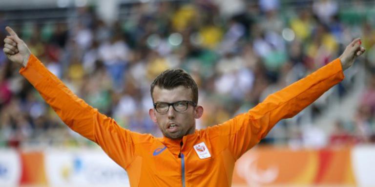 Baanwielrenner Nijhuis wint brons in Rio