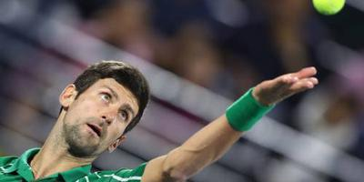 Djokovic laat ook Chatsjanov kansloos in Dubai