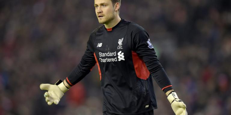 Mignolet verlengt contract bij Liverpool