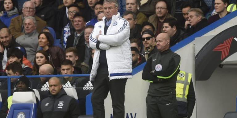 Chelsea heeft geen kind aan Aston Villa