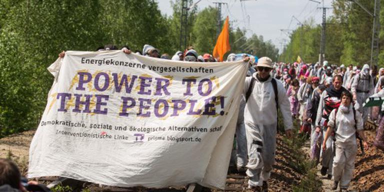 'Bruinkoolcentrale zal zondag stilvallen'