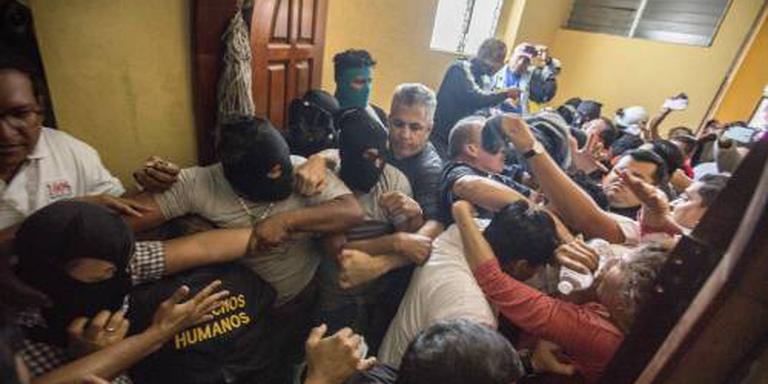 'Dodental protesten Nicaragua stijgt tot 350'