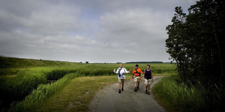 Winsum koopt grond voor veiliger Pieterpad