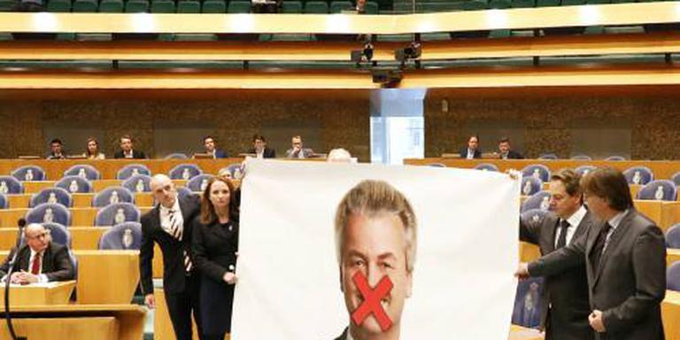 Wilders: waanzinnige eis