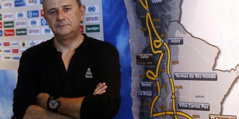 Dakar Rally flirt weer met Afrika