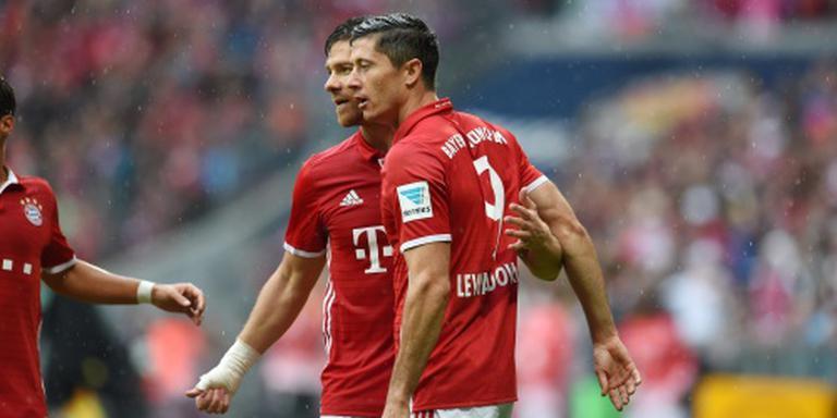 Bayern moeizaam langs Ingolstadt