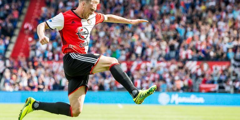 Feyenoord tegen Roda terug naar vaste basis
