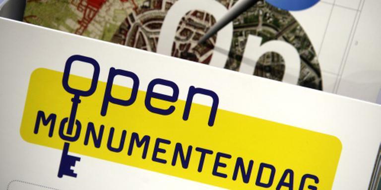 Rond 1 miljoen bezoekers Open Monumentendagen