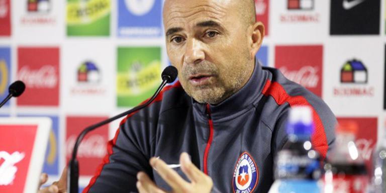 Sampaoli lost Emery af bij Sevilla