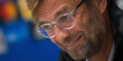 Klopp geniet van Liverpool