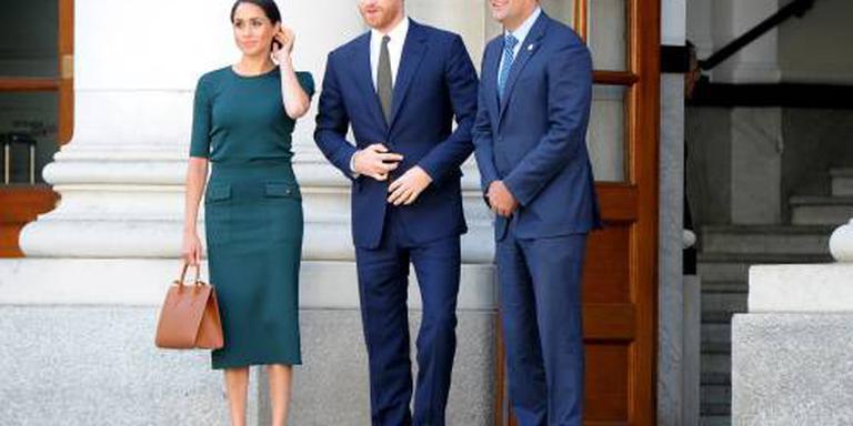 Harry en Meghan bezoeken Ierland