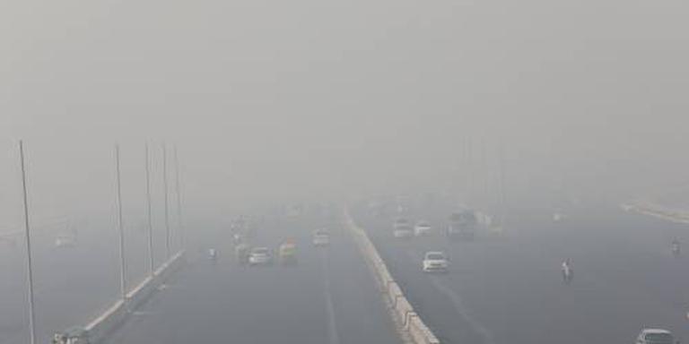 RIVM: dinsdag kans op smog in hele land