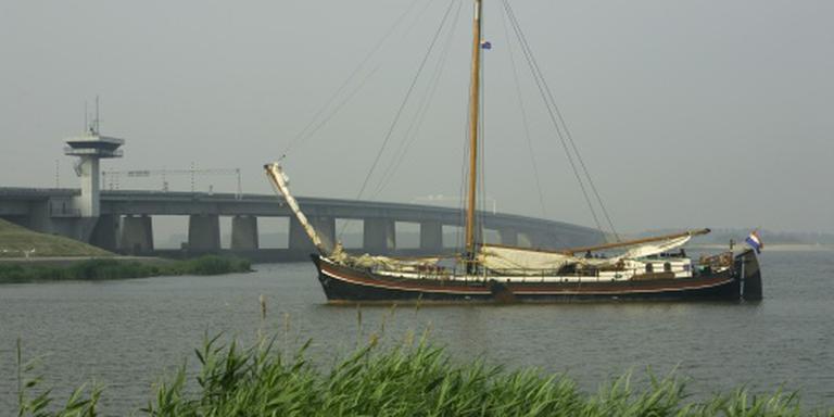Storing bruggen en sluizen Flevoland