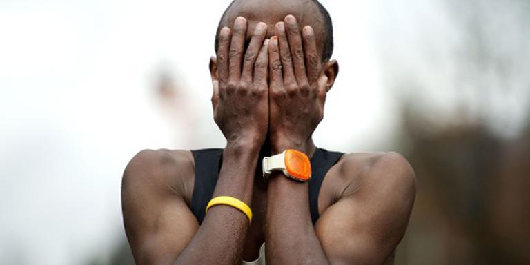Nageeye elfde op marathon door Rio