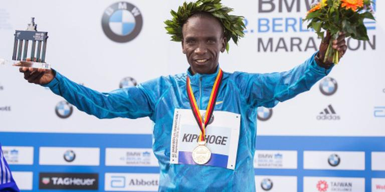 Marathon van Londen pronkt met kampioenen