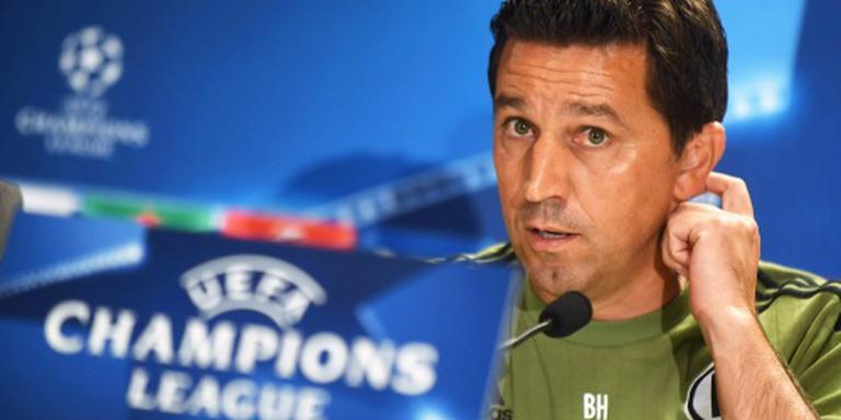 Legia Warschau stuurt trainer Hasi snel weg