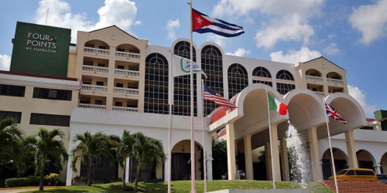 Eerste Amerikaanse hotel op Cuba sinds 1959