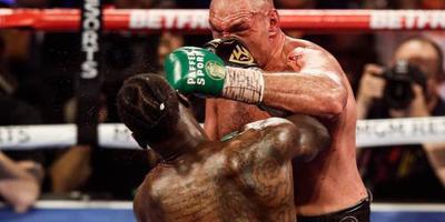 Bokser Fury verovert wereldtitel in zwaargewicht
