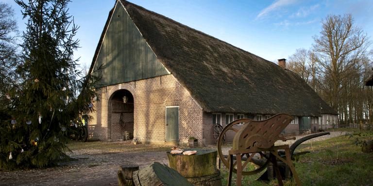 Niet alles is wat het lijkt op oude Drentse boerderijen