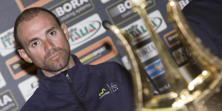Valverde: Giro belangrijker dan Waalse Pijl