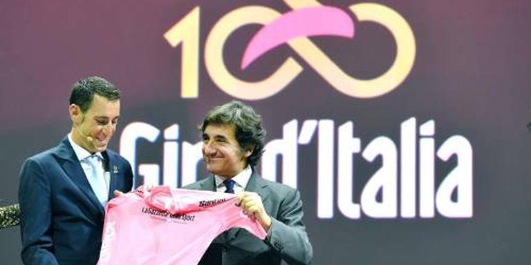 Klimmers komen aan hun trekken in Giro