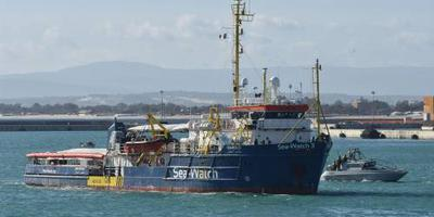 Sea-Watch 3 mag Italië verlaten
