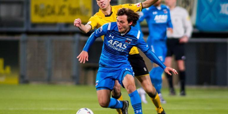 Roda JC met drie nieuwelingen tegen AZ