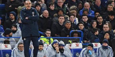 Geen zorgen bij Sarri over positie bij Chelsea