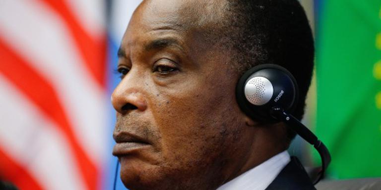 Sassou weer president van Congo-Brazzaville